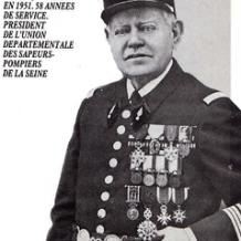 Louis Danger chevalier de la légion d'honneur